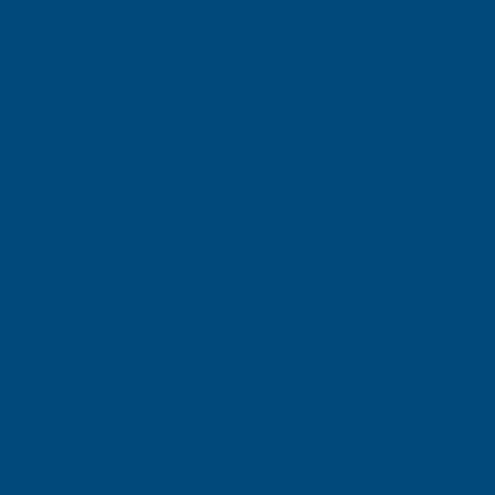 The Last Reformation logo blue