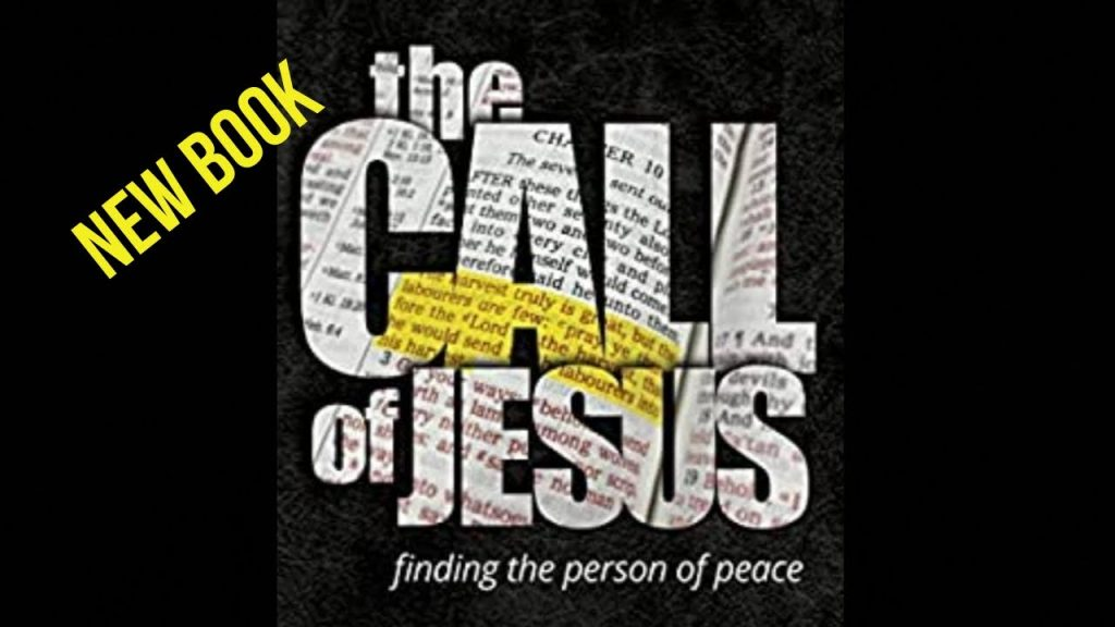 """My New Book """"The Call Of Jesus"""" Is Now Out 😉 – This Call, If You Choose To Obey It…"""