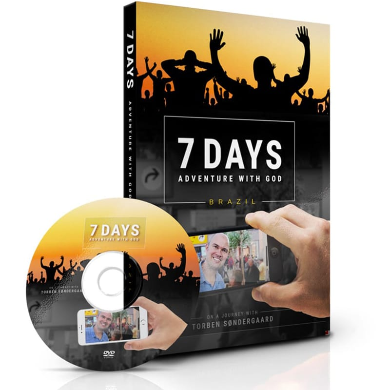 7 Days Adventure With God