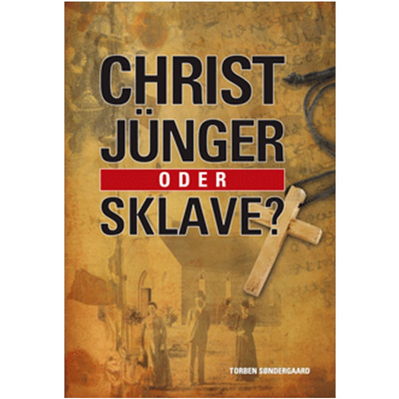 Christian, Disciple or Slave? | German