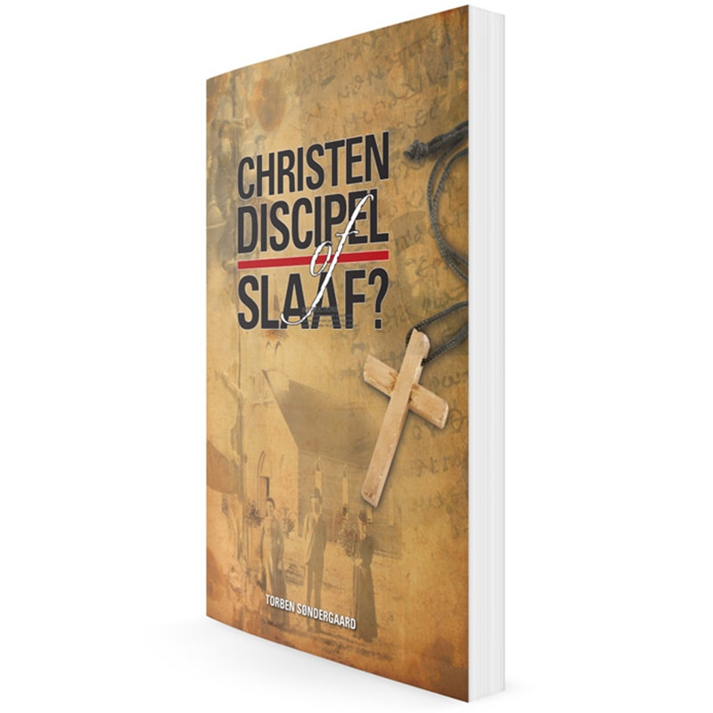 christen discipel of slaaf