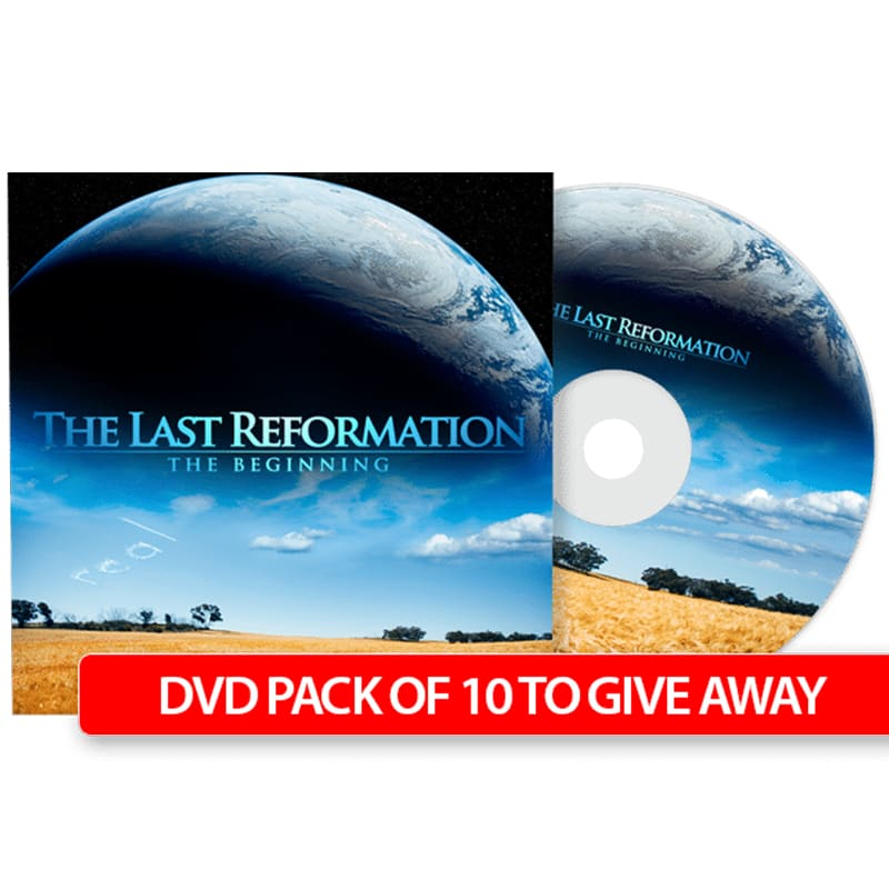 The Last Reformation: The Beginning - 10 pack