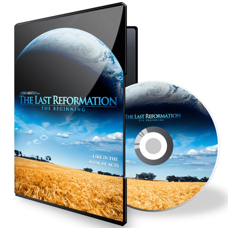 The Last Reformation: The Beginning