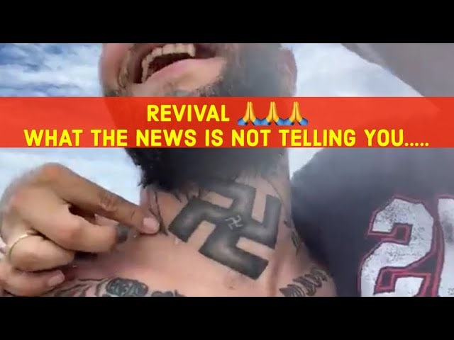 REVIVAL 🙏🙏 Live from baptism…. WHAT THE NEWS IS NOT TELLING YOU……
