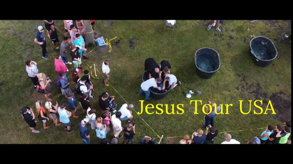 Join The Jesus Tour And Tent Revival – Next Stop New Hampshire – Mobile PTS School