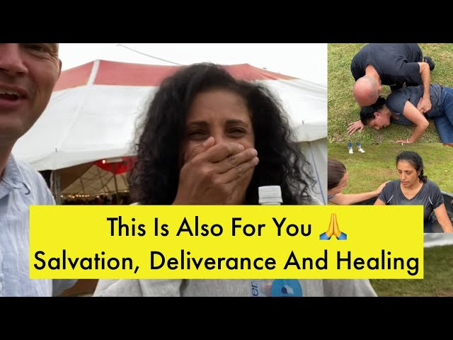 This Is Also For You – Salvation, Deliverance And Healing – Come and join us…