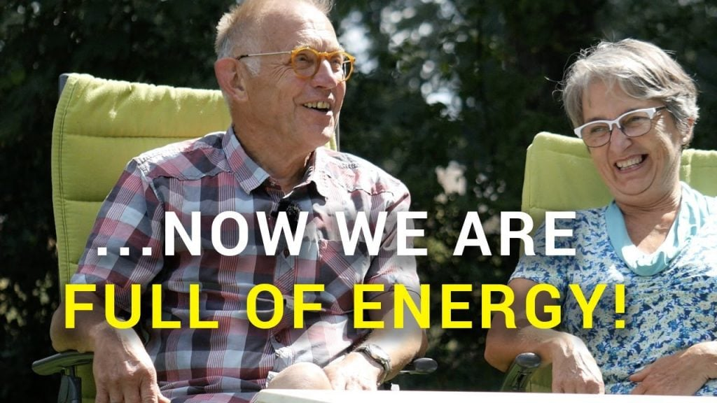 """""""We worked 44 years in church… it was exhausting. Now we see fruit and are full of energy!"""""""