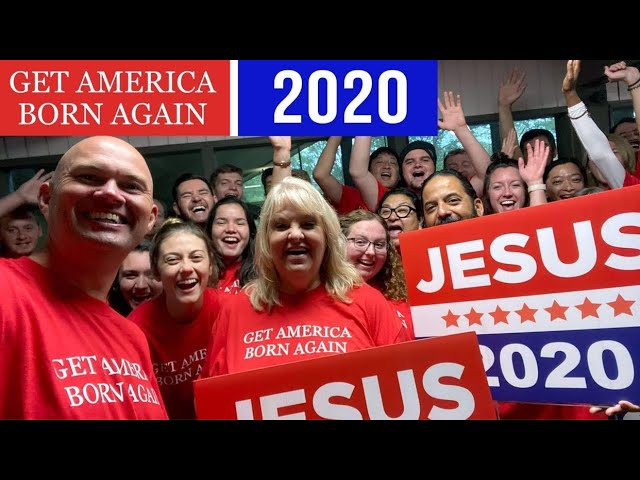 Get America Born Again – Our Only Hope – Join Us In Washington DC 🙏❤️🇺🇸