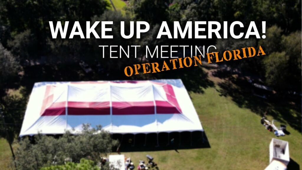 Join What God Is Doing 🙏 – We Are Back 😎 Tent revival in Orlando