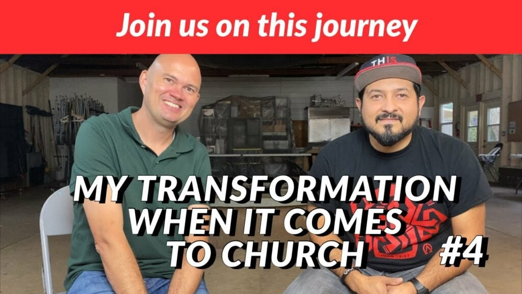 MY TRANSFORMATION WHEN IT COMES TO CHURCH – Let's talk about church