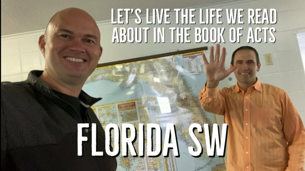THIS SATURDAY – LET'S LIVE THE LIFE WE READ ABOUT IN THE BOOK OF ACTS – FLORIDA SW