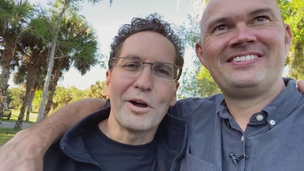 Live from Naples kickstart – Baptism