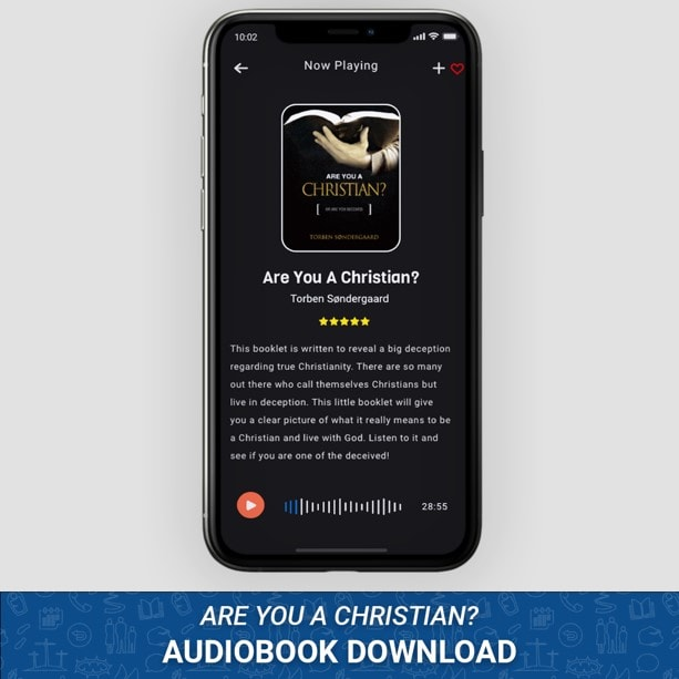 Are You A Christian Audiobook