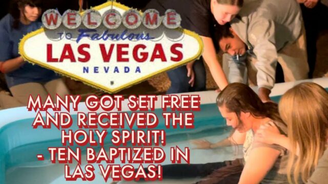 OUR YOUTUBE VIDEOS CHANGED THE WHOLE FAMILY! -TONIGHT SHE GOT SET FREE AND RECEIVED THE HOLY SPIRIT!