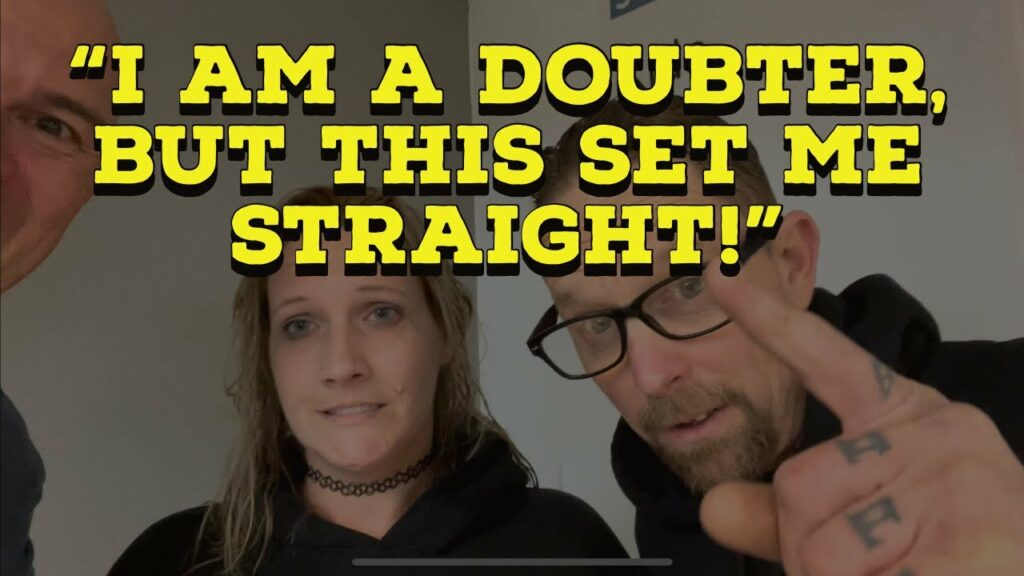 """""""I AM A DOUBTER, BUT THIS SET ME STRAIGHT!"""" – FAMILY TRANSFORMED BY THE POWER OF GOD!"""