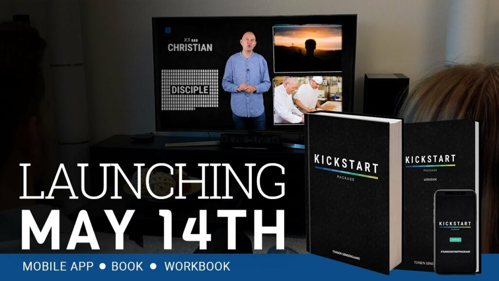 THE KICKSTART PACKAGE – Launching MAY 14TH 2021 – Let the kickstart package come to you!