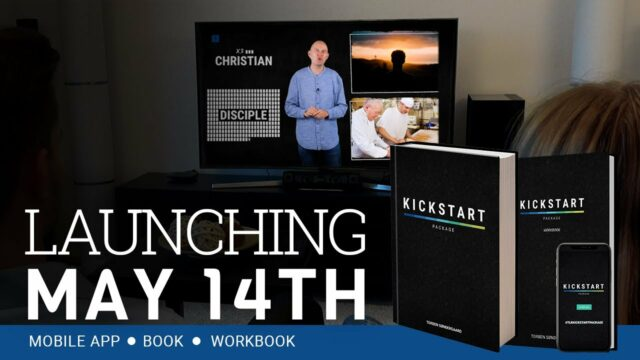 THE KICKSTART PACKAGE - Launching MAY 14TH 2021 - Let the kickstart package come to you!