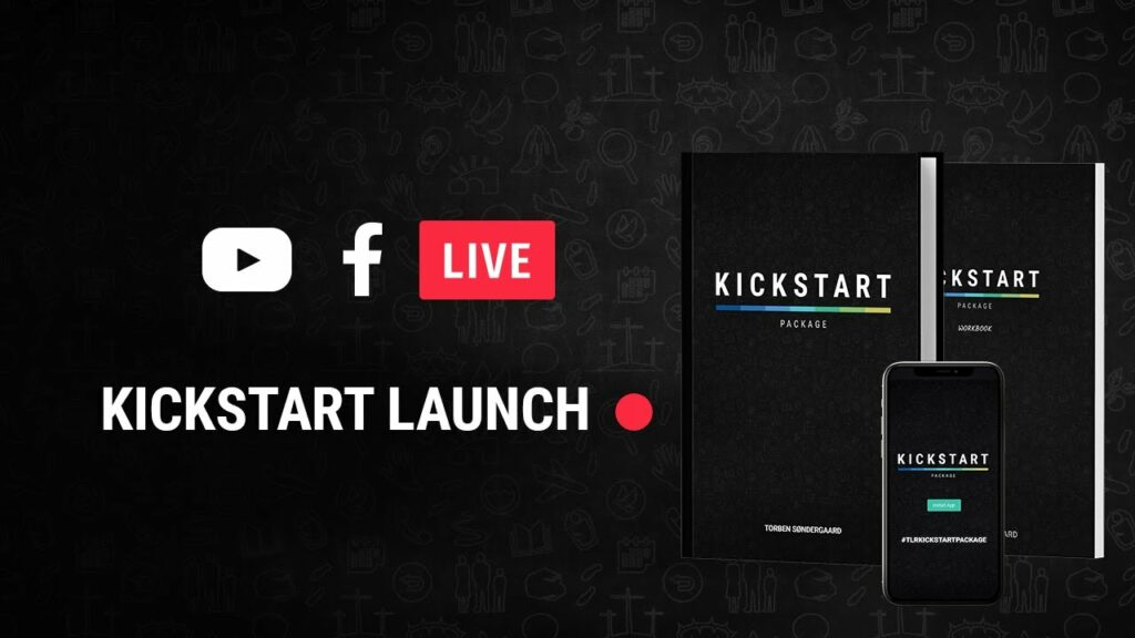 FOLLOW LIVE – AS WE COUNT DOWN TO KICKSTART PACKAGE RELEASE!