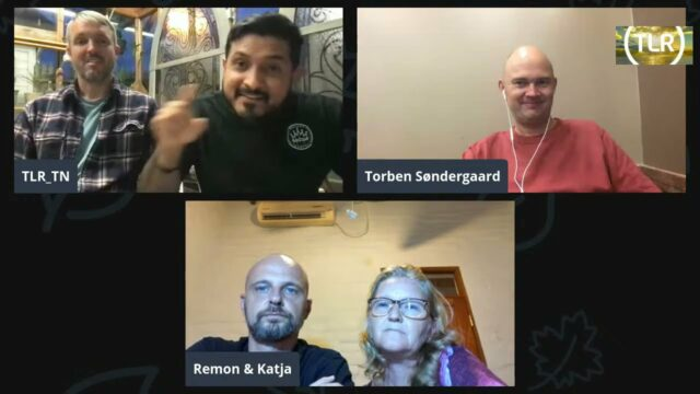 JOIN US LIVE! - WE TALK ABOUT A NEW WORK IN CALIFORNIA - AND ALL OVER AMERICA