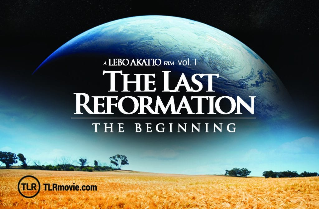 The Last Reformation: The Beginning Business Card