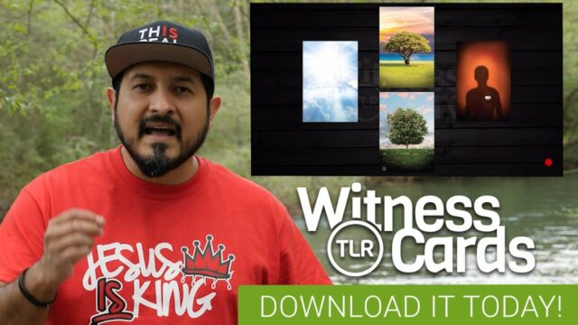 VIRTUAL WITNESS CARDS - DOWNLOAD THEM TODAY! - LEARN TO SHARE THE GOSPEL IN AN EFFECTIVE WAY!