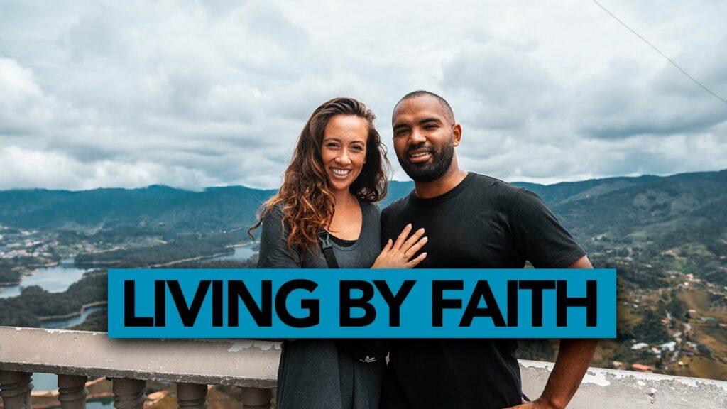 Lebo & Sheryl – Living By Faith