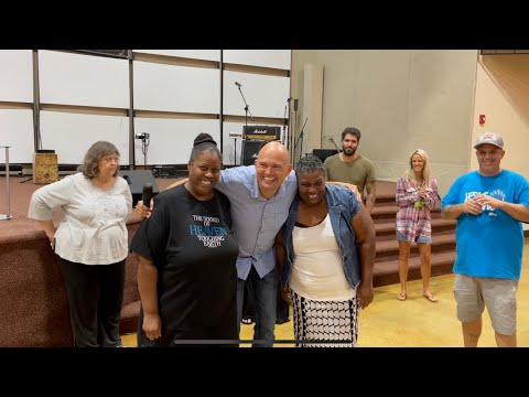 RECEIVED THE HOLY SPIRIT IN HIS BED! – POWERFUL NIGHT IN FLORIDA!