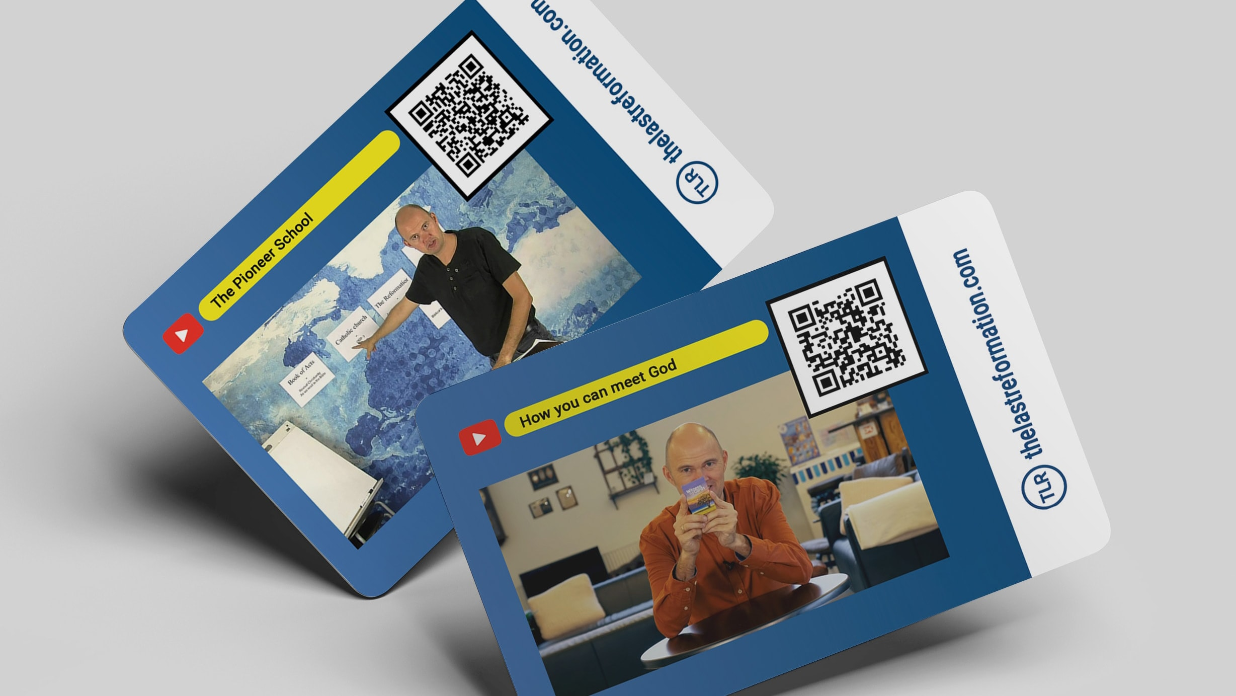 Youtube videos cards