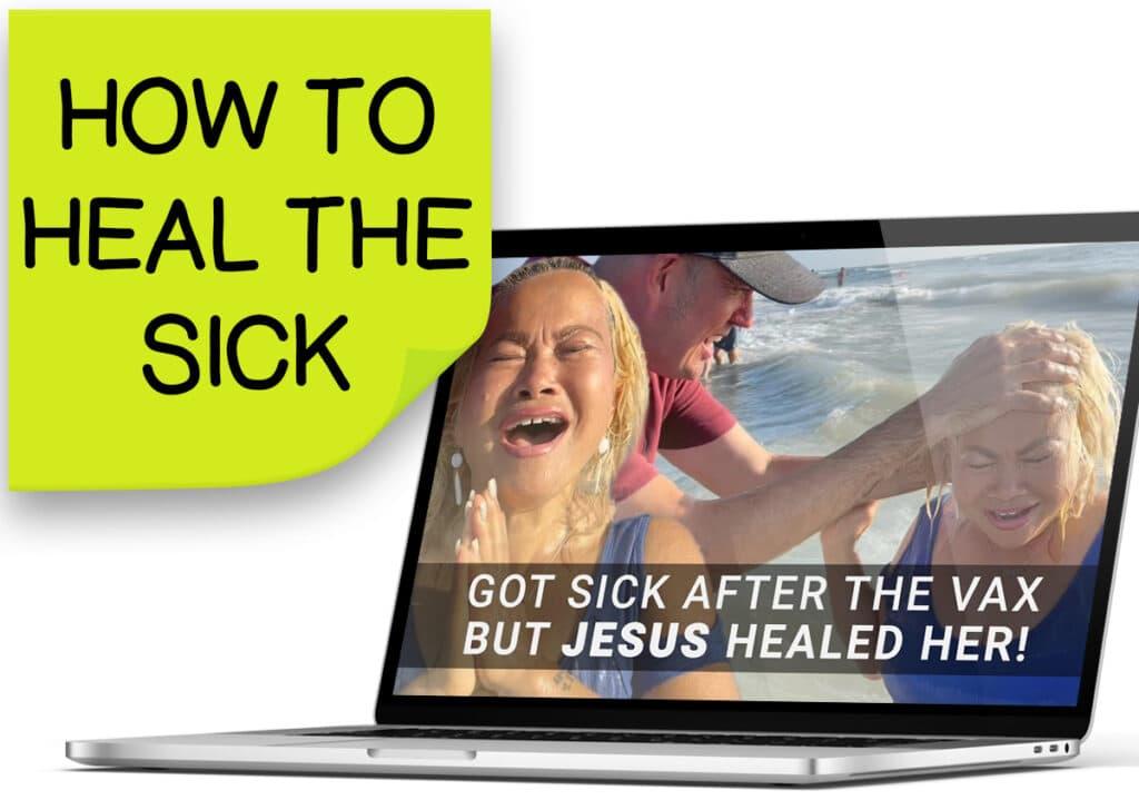 Torben Updates: Lady took VAX got sick, NOW HEALED by JESUS!