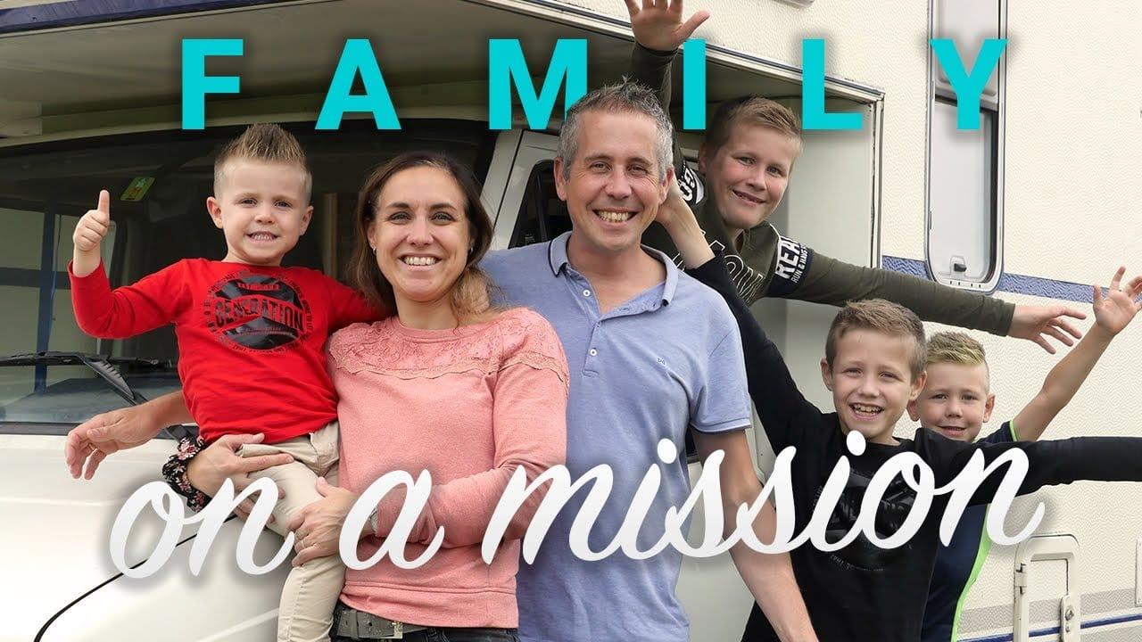 Family On A Mission slide bg