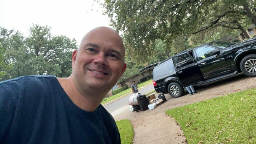 49 days today – Next stop Arkansas