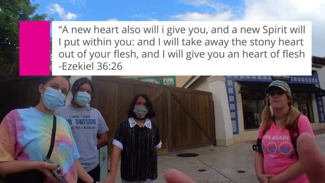 FORMER HEROIN ADDICT HEALS THE SICK! - TESTIMONIES FROM OUR LUKE 10 SCHOOL